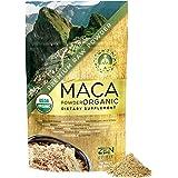 Maca Powder Organic - Peruvian Root Premium Grade Superfood (Raw) - USDA & Vegan Certified - 226.7g (8oz) - Perfect for Break
