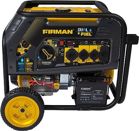 Amazon.com: Generador de combustible híbrido 8000 W HO8051 ...