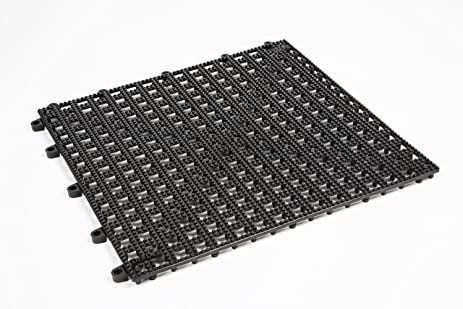 outdoor lanai flooring amazoncom dri dek 1x1 interlocking tiles flexible patio