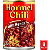 Hormel Chili With Beans 15 Oz (8 Pack)