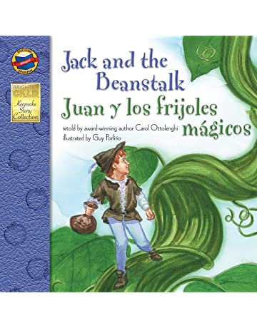 Jack and the Beanstalk: Juan y los Frijoles Magicos - Bilingual English and Spanish Childrens