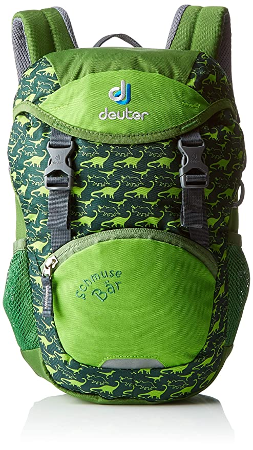 30c78ad8585 Amazon.com: Deuter Schmusebar Kid's Backpack, Emerald: Sports & Outdoors
