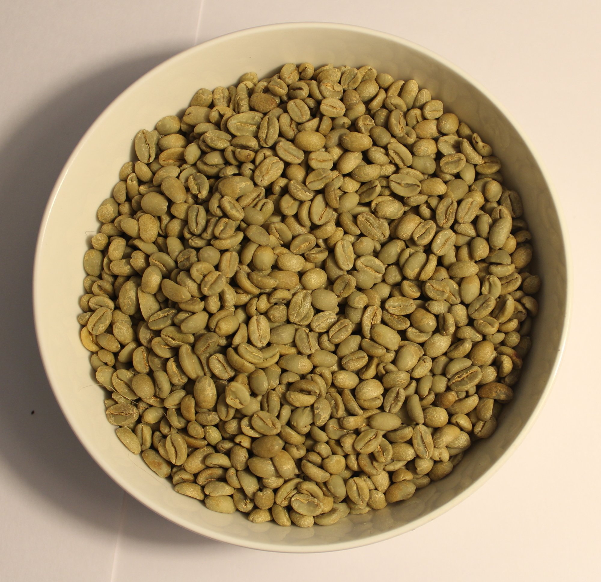 Ethiopia Hambela Estate, Bishan Fugu Lot - Certified Organic Grade 1 - Green (Unroasted) Coffee Beans (18 Pounds)