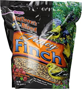 F.M. Brown's Bird Lover's Blend Fancy Finch with Cranberries, 5-Pound