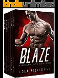 BLAZE: A 5-Books Firefighter Romance Series