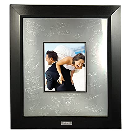 cathy s concepts contemporary signature picture frame