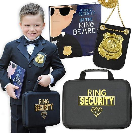 Ring Bearer Gift Set