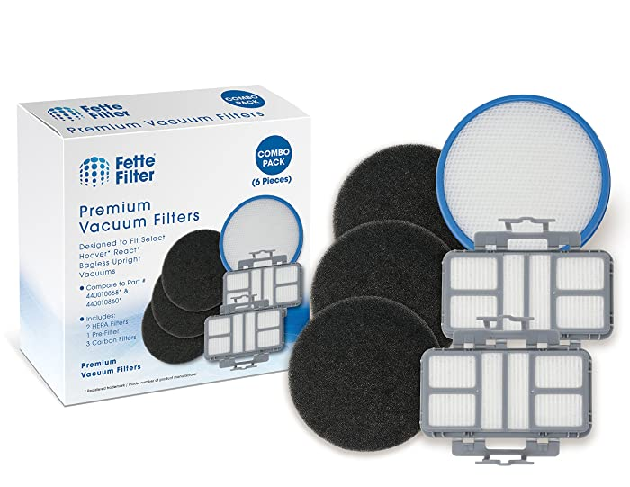 Top 10 Hoover Vacuum Filters Ef9