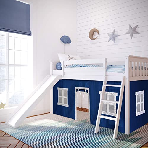 Max Lily Twin Low Loft Bed