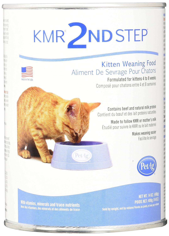 PetAg KMR 2nd Step Kitten Weaning Food 14oz