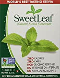 SweetLeaf Natural Stevia Extract 70 Count