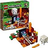 LEGO Minecraft The Nether Portal 21143 Playset Toy