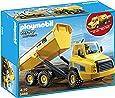 Playmobil - 5468 - Figurine - Grand Camion À Benne Basculante