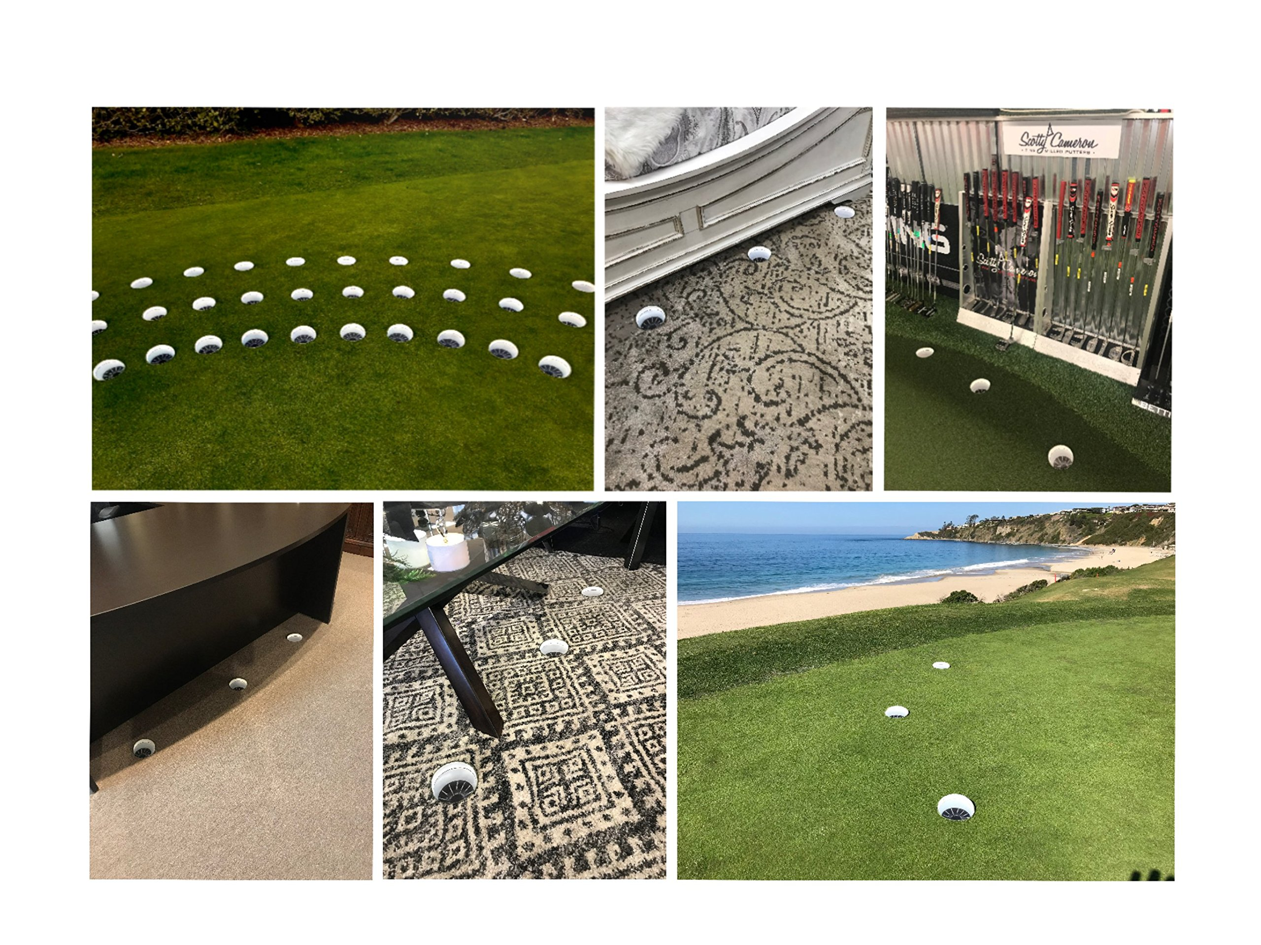 Putt Anywhere 4-5 foot training target - A hole thats Not A Hole! by Putt Anywhere (Image #5)