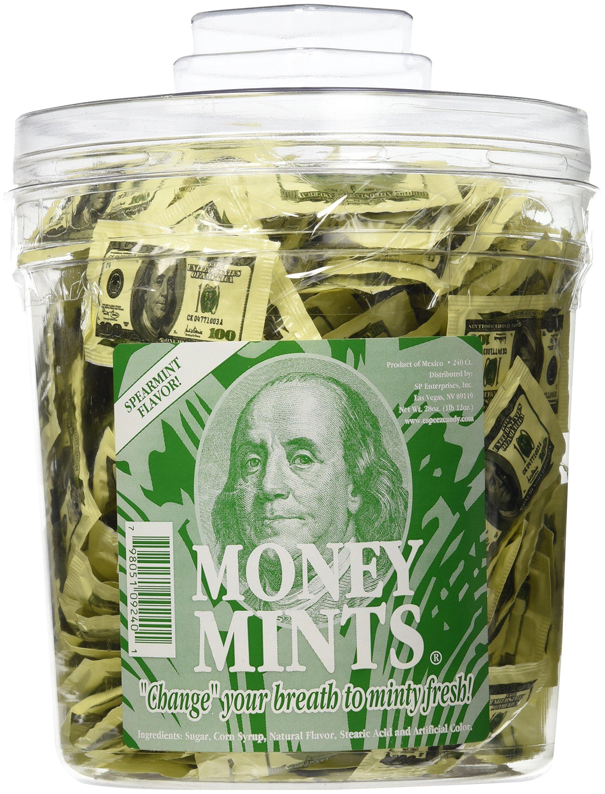 Espeez Candy Money Mints 240 Count Tub by Espeez (Image #1)