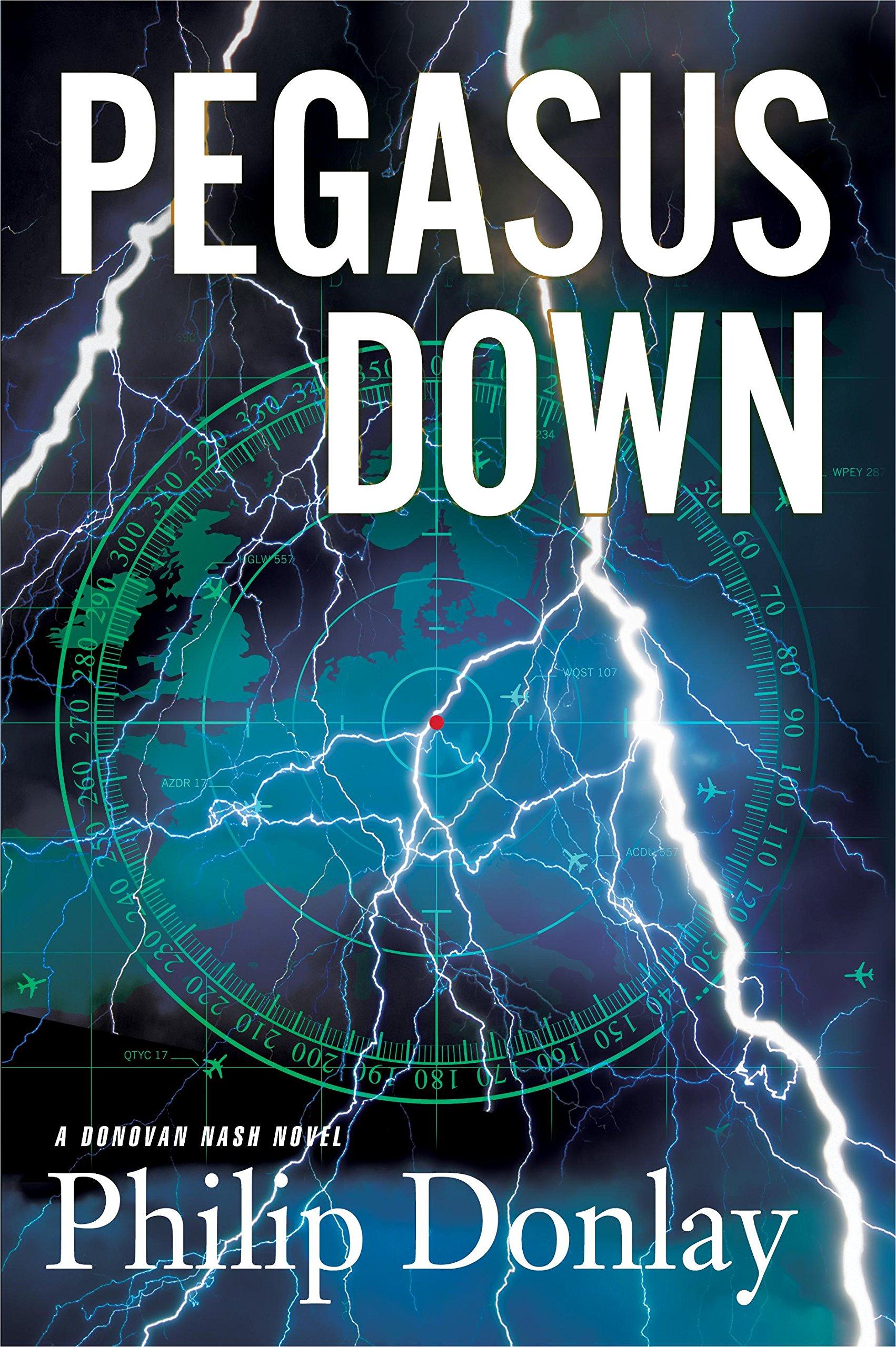 Pegasus Down (A Donovan Nash Thriller) pdf epub