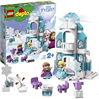 LEGO DUPLO | Disney Frozen Ice Castle 10899, New 2019 Building Blocks