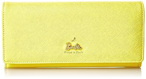 9db191da80d6 Amazon | [バービー] Barbie 長財布 ジーナエス 36063 13 (イエロー) | 財布