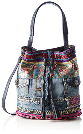 Desigual models Ethnic Deluxe | Desigual bags AW 2016 | Sac