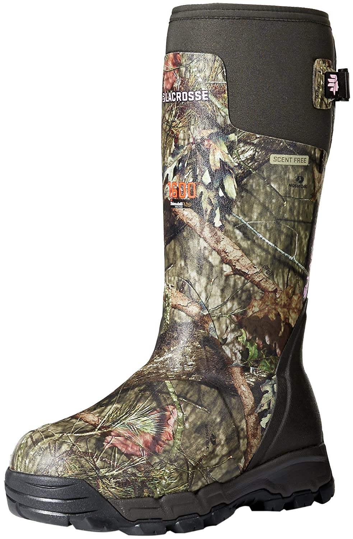 LaCrosse Women's Alphaburly Pro 1600G Hunting Shoes