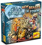 Zoch 601105093 – Beasty Bar – New Beasts in Town, Jeu de cartes