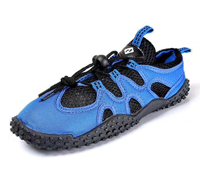 76f2993a8418 Two Bare Feet Aqua Shoes - Wet Water Shoes Unisex Neoprene w Laces   Amazon.co.uk  Sports   Outdoors