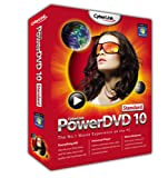 CyberLink Power DVD 10 Standard (PC)
