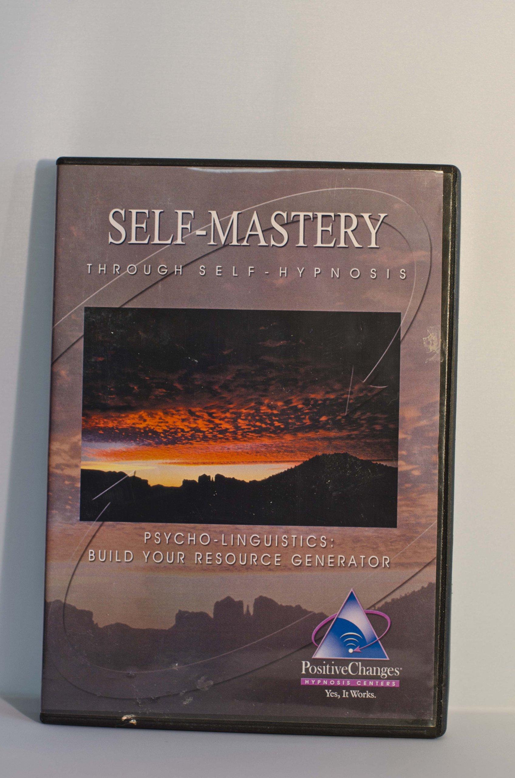 Self-mastery Through Self Hypnosis Psycho-linguistics: Build