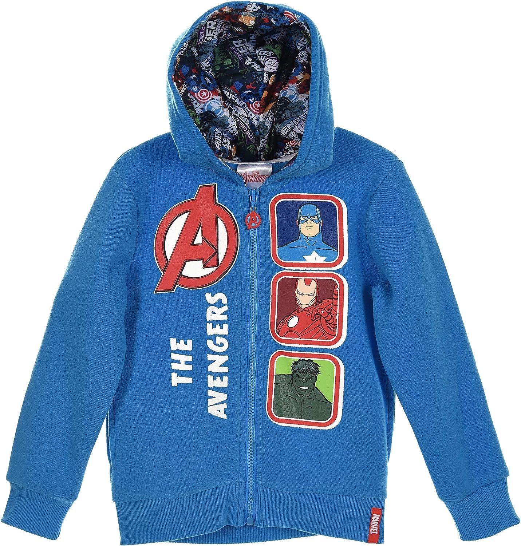 Disney Avengers Bambino Felpa con Cappuccio