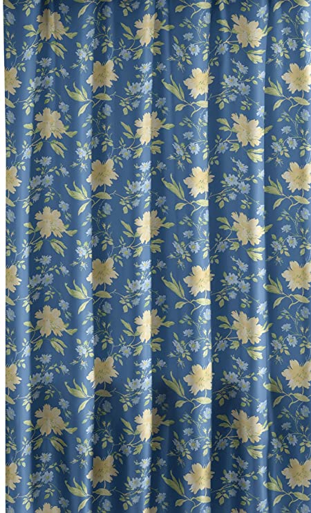 Laura Ashley Shower Curtain Emilie Amazoncouk Kitchen Home