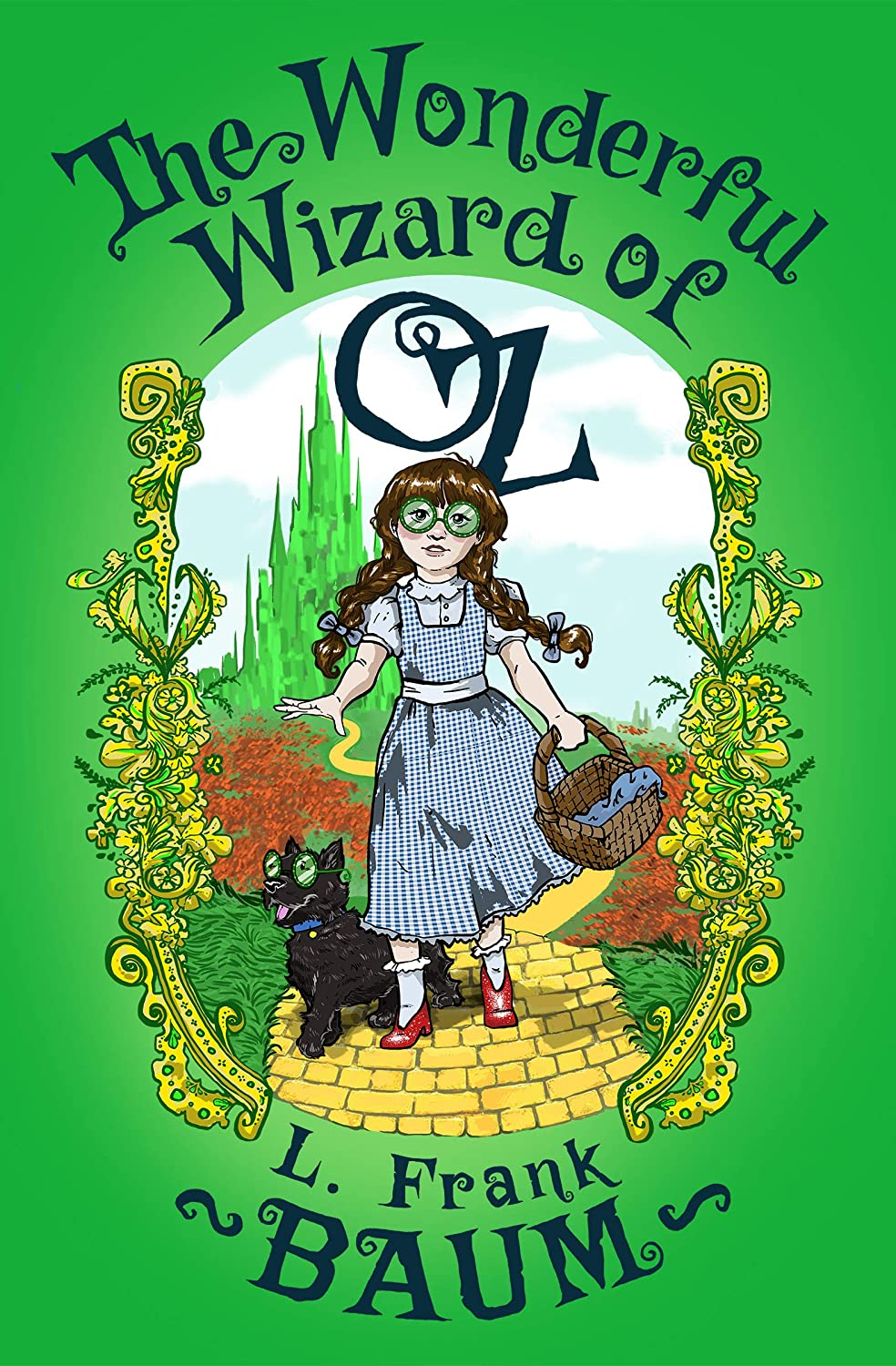 The Wonderful Wizard of Oz (The Oz Series Book 1) (English Edition ...