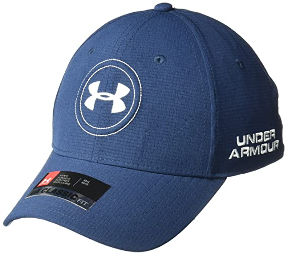51d6dd1718b Amazon.com  Under Armour Men s Armour golf official tour cap 2.0  Sports    Outdoors