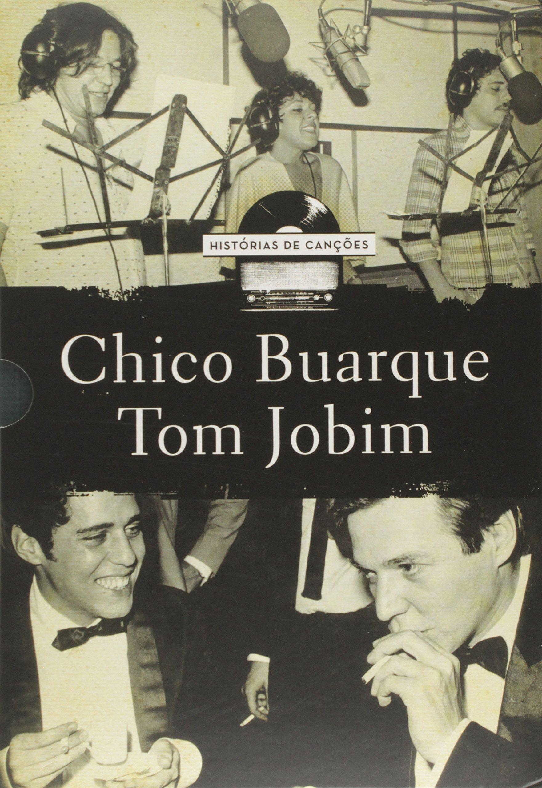 Box História de Canções - Tom Jobim e Chico Buarque | Amazon.com.br
