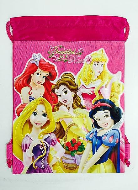Disney Five Princess Girls Tote Bag