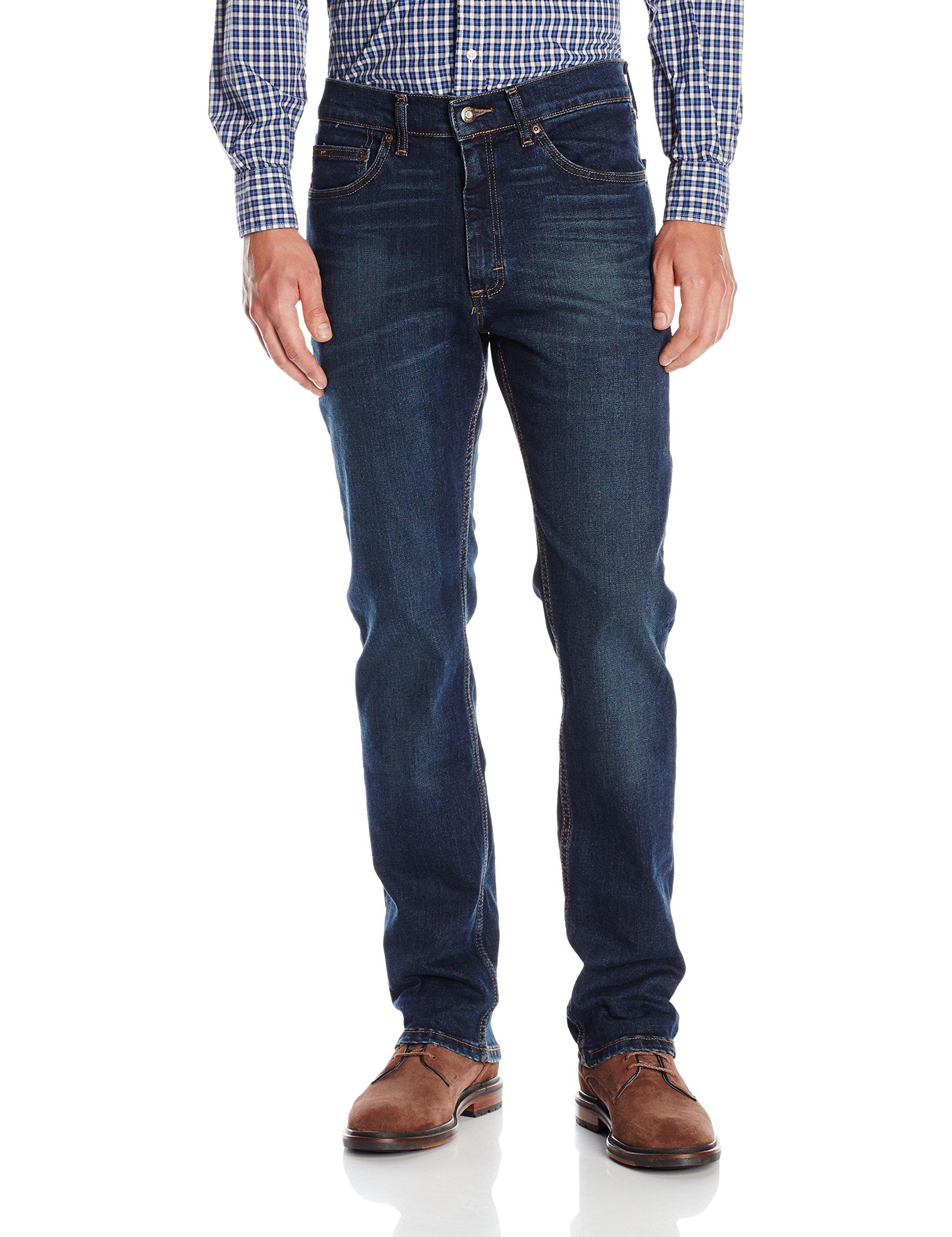 LEE Men's Premium Select Classic-Fit Straight-Leg Jean, Cruiser, 32W x 32L