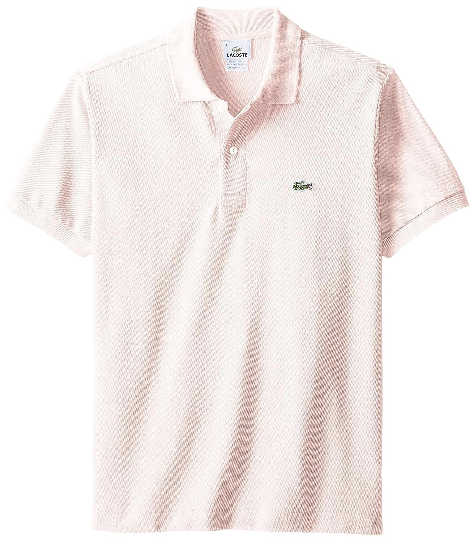 Lacoste ラコステMen's L-1212,半袖 鹿の子 ポロシャツ(並行輸入品) B000CDW1GQ XL|フラミンゴ ピンク フラミンゴ ピンク XL