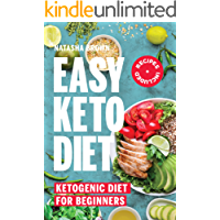 Easy Keto Diet: Keto Diet for Beginners (Weigh Loss Book 14)