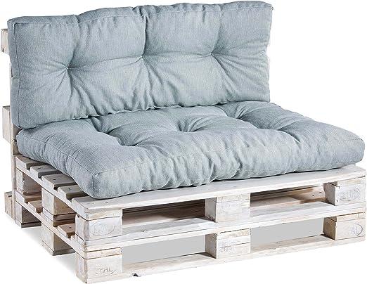 Cuscini Trapuntati.Set Di Cuscini Trapuntati Per Pallet Set Lounge Cuscino Per