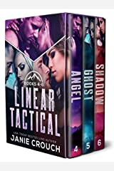 Linear Tactical Boxed Set 2: Angel, Ghost, Shadow Kindle Edition