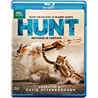 The Hunt Video on Blu-ray