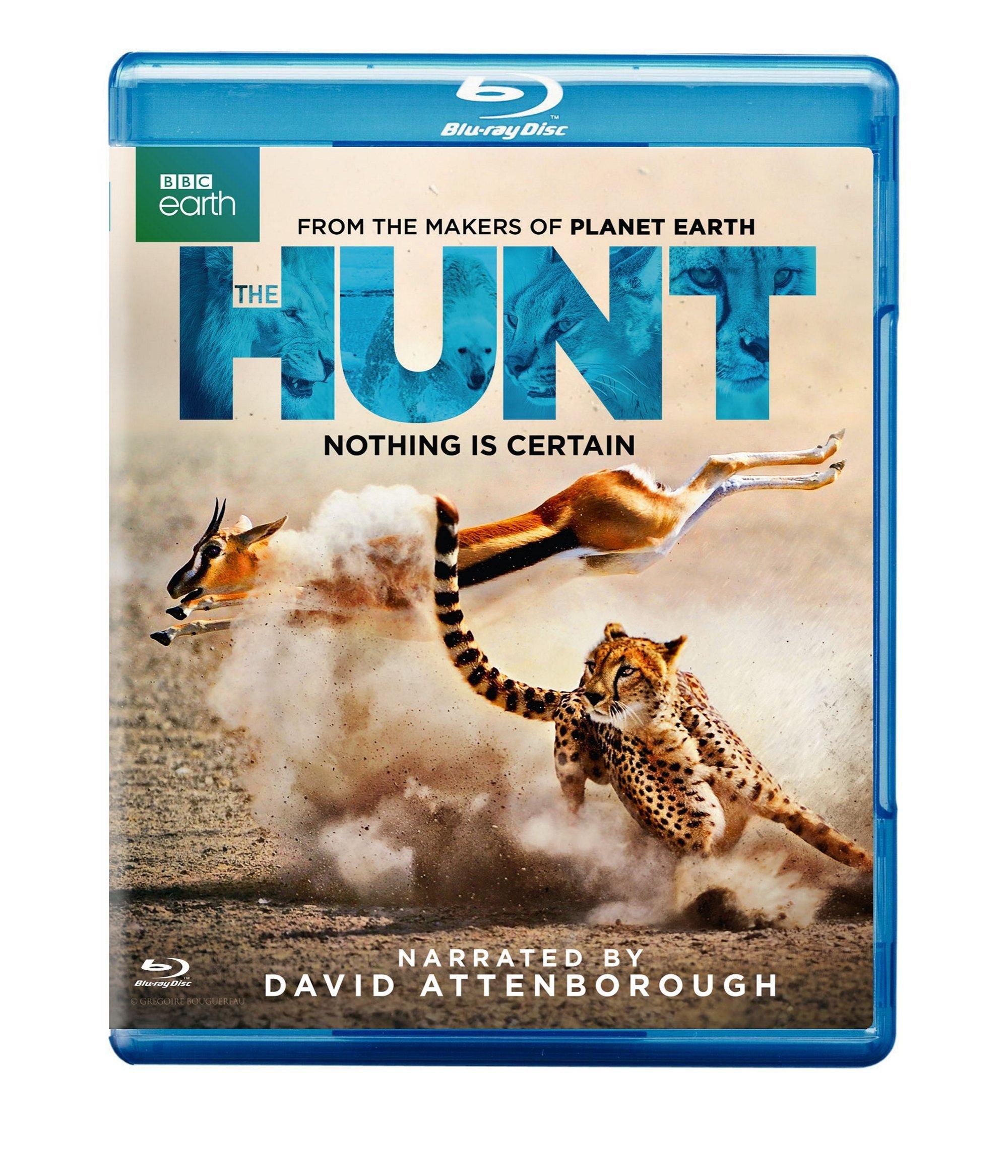 Blu-ray : The Hunt (Blu-ray)