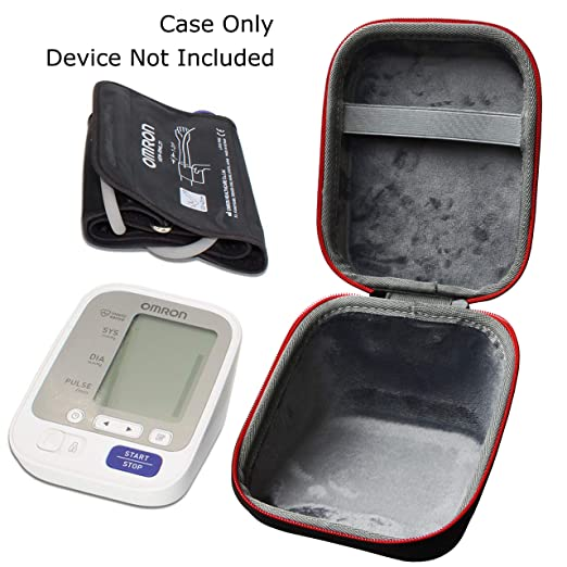 Amazon.com: For Omron 5 BP742N Series Upper Arm Blood Pressure Monitor EVA Case By KOKAKO: Health & Personal Care