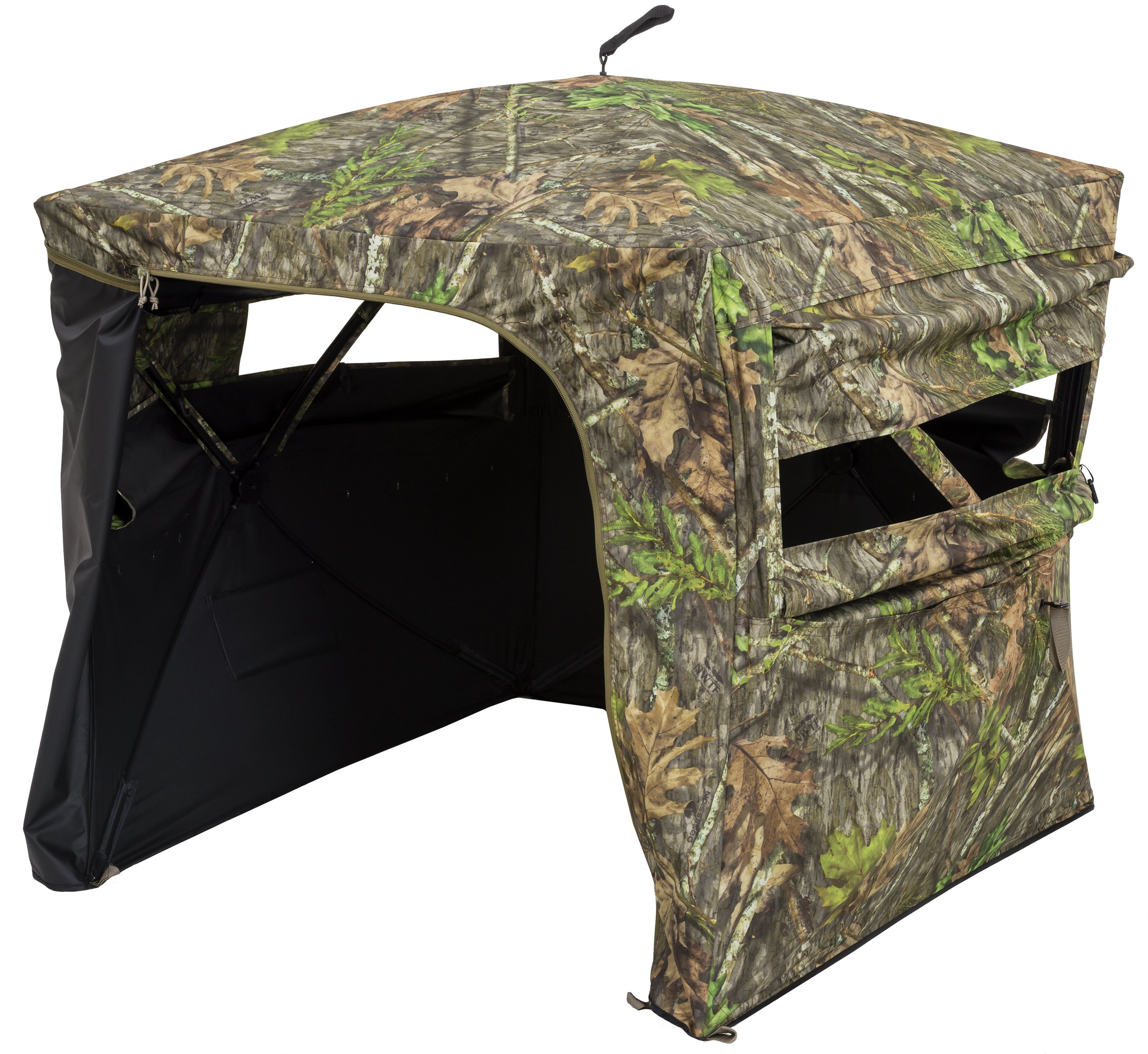 ALPS OutdoorZ NWTF Deception Hunting Blind, Mossy Oak Obsession by ALPS OutdoorZ (Image #4)