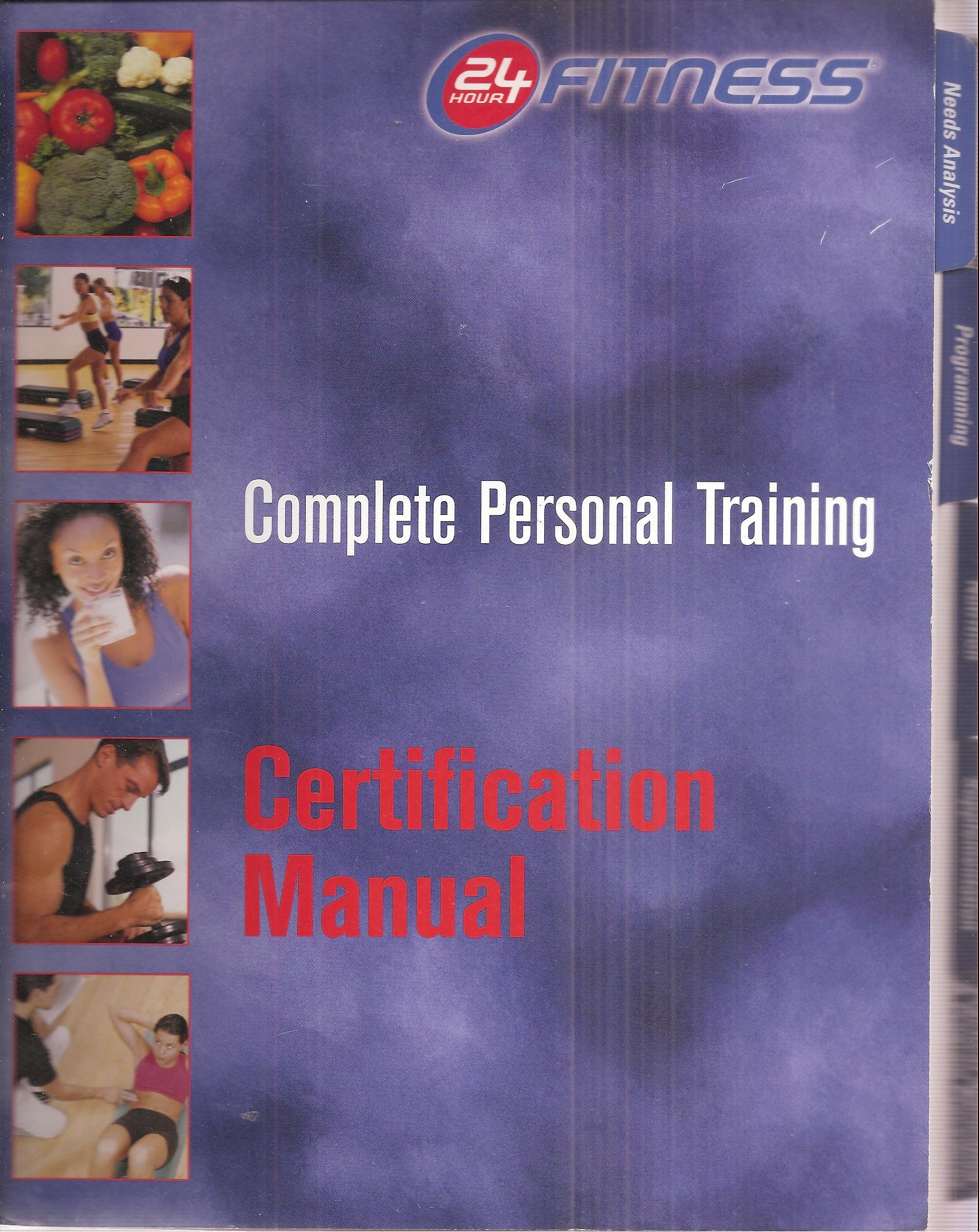 24 Hour Fitness Complete Personal Training Certification Manual