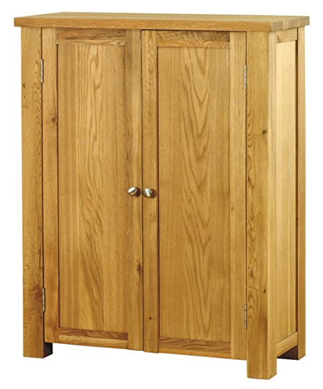 image unavailable image not available for colour baumhaus aston oak shoe cupboard