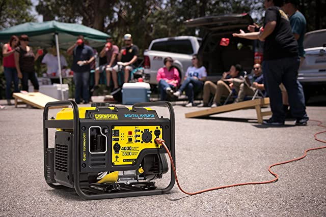 Top 6 Best Quiet 4000 Watt Generators For The Money 2019