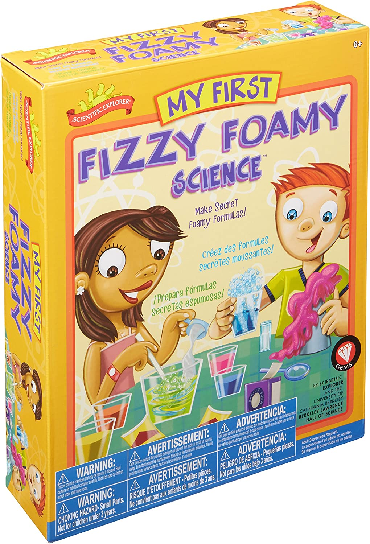 Scientific Explorer My First Fizzy Foamy Science Kit