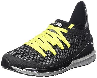 quality design e1904 28750 Puma Men's Ignite Limitless Netfit Nc Black Sneakers - 10 UK ...