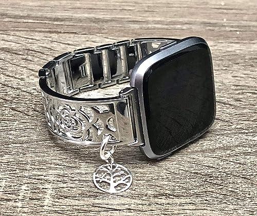 Beautiful artisan bangle in black  with shiny brass strips