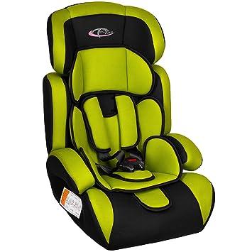TecTake 400573 Children's Car Seat Group I / II / III (Weight 9 to